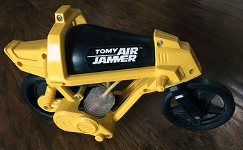 1980s Vintage Tomy Air Jammer Cycle Bike Scrammer #jrZbtiz1GS0