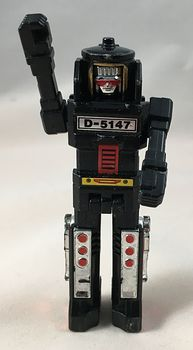 1982 Gobots D 5147 Locomotive Train Robot #v3S8sMcGzzo
