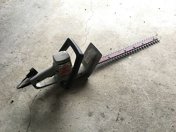 2234 Electric Hedge Trimmer by Sears #Vi2GNvRKRPo