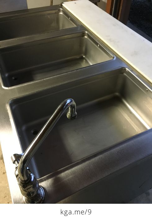 Hot Food Steam Table with 3 Sealed Wells by Randell - #lhH99xhxfSw-5