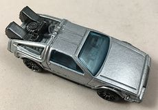 Hot Wheels Back to the Future Dmc Delorean Diecast Toy Car #VmJayv0OGP8