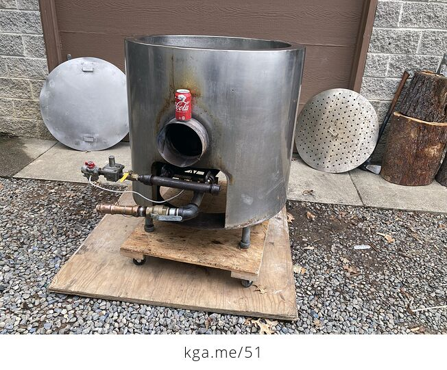 Huge Natural Gas Kettle - #l4Gy5MvXwl8-5