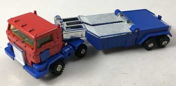 Transformers Road Ranger Mr 18 Truck and Trailer #9FWAju0rl2k