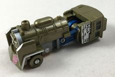 Transformers San D Go Universe Overload Autobot Steam Locomotive Railbots Toy #lvrYtVzL0s0